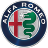 This is a logo for Alfa Romeo.